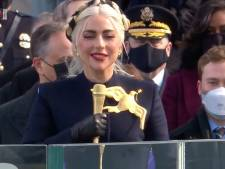Lady Gaga interprète l'hymne américain pour l'investiture de Joe Biden