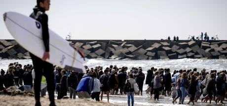Zo wordt het surfdrama op Scheveningen herdacht