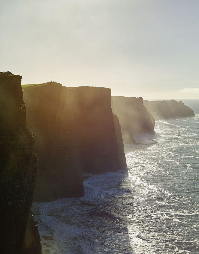 Cliffs of Moher Beeld Oof Verschuren