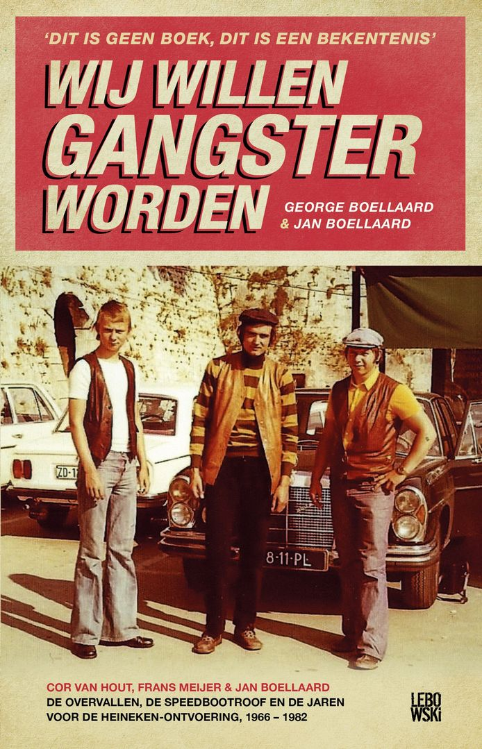 De omslag van het boek van Jan Boellaard dat twee weken voor publicatie toch niet verschijnt.