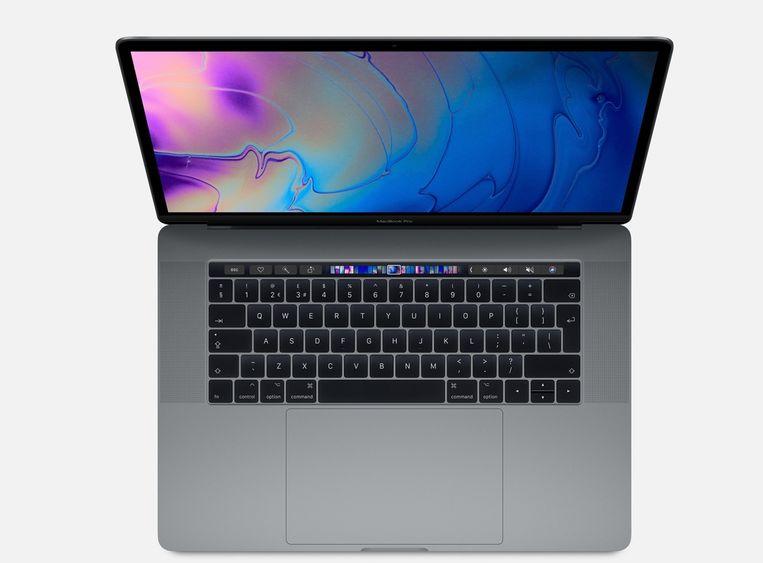 Apple MacBook Pro 15,4 Beeld Apple