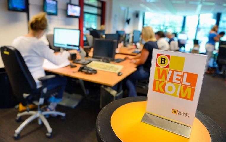Medewerkers op de redactie van Omroep Brabant zouden gebruik maken van een schimmige fiscale constructie. Beeld Hollandse Hoogte /  ANP XTRA