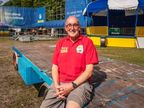 Bram (66) zwaait na 54 jaar af bij de Woerdense VakantieWeek
