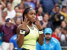 Tennisster Gauff over politiegeweld in VS: 'Ben ik de volgende?'