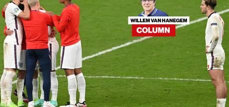 Column Willem van Hanegem | Ik was al snel klaar met Engeland, een elftal vol houthakkers