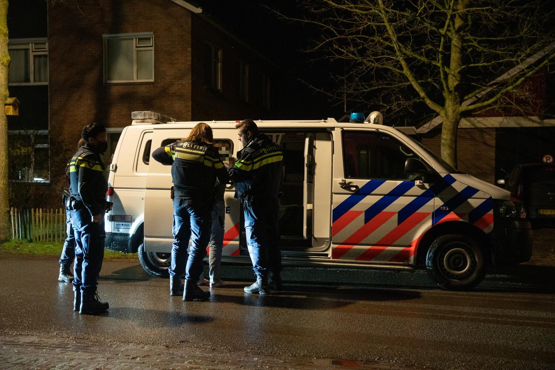 De politie van Deventer rekent de verdachte van de steekpartij in Okkenbroek in.
