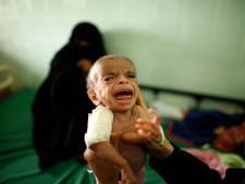 'Tienduizenden kinderen Jemen doodgehongerd'