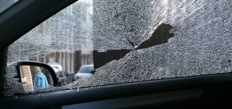 In deze provincies werden het vaakst opzettelijk auto's vernield