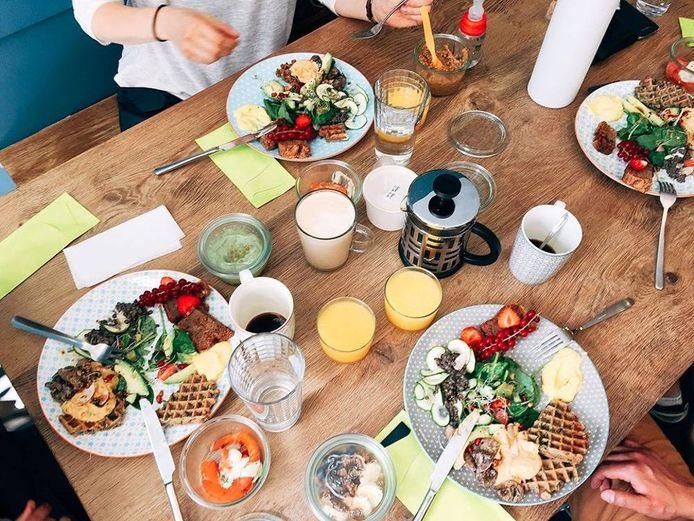 """""""La cuisine végétarienne offre une variété de choix inégalée en saveurs et textures. J'aime rechercher de nouveaux accords et découvrir de nouveaux produits"""""""