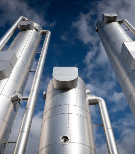 D66 tegen 'export' van Dinkellands biogas