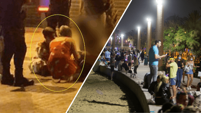 De politie is op zoek naar deze 2 meisjes die eerste hulp verleenden aan Carlo