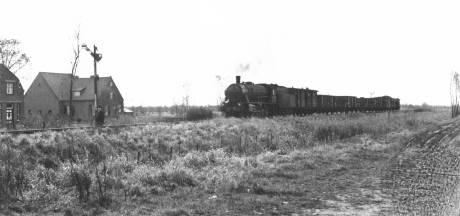 De Langstraatspoorlijn, een 'spoorlijn van niks', maar toch van grote betekenis