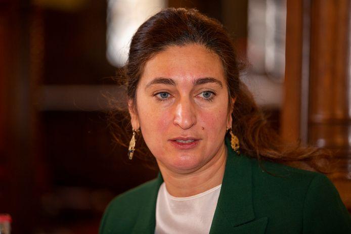Vlaams minister van Justitie Zuhal Demir (N-VA).
