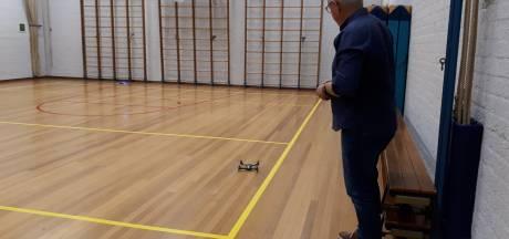 Vliegende start voor droneclub Borne: 'Het wordt steeds populairder'