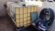 Privéwoning blijkt illegaal tankstation met gestolen benzine