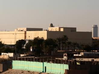 Raketten afgevuurd op door VS geleide militaire basis in Bagdad