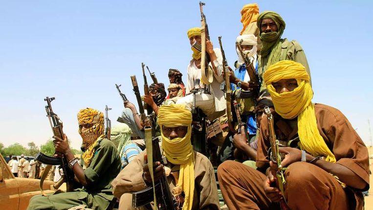 Sudan is sinds 9 juli onafhankelijk. Beeld afp