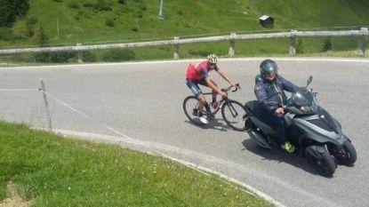 """Nibali en Porte in koor: """"Froome is grote favoriet voor Tour"""""""