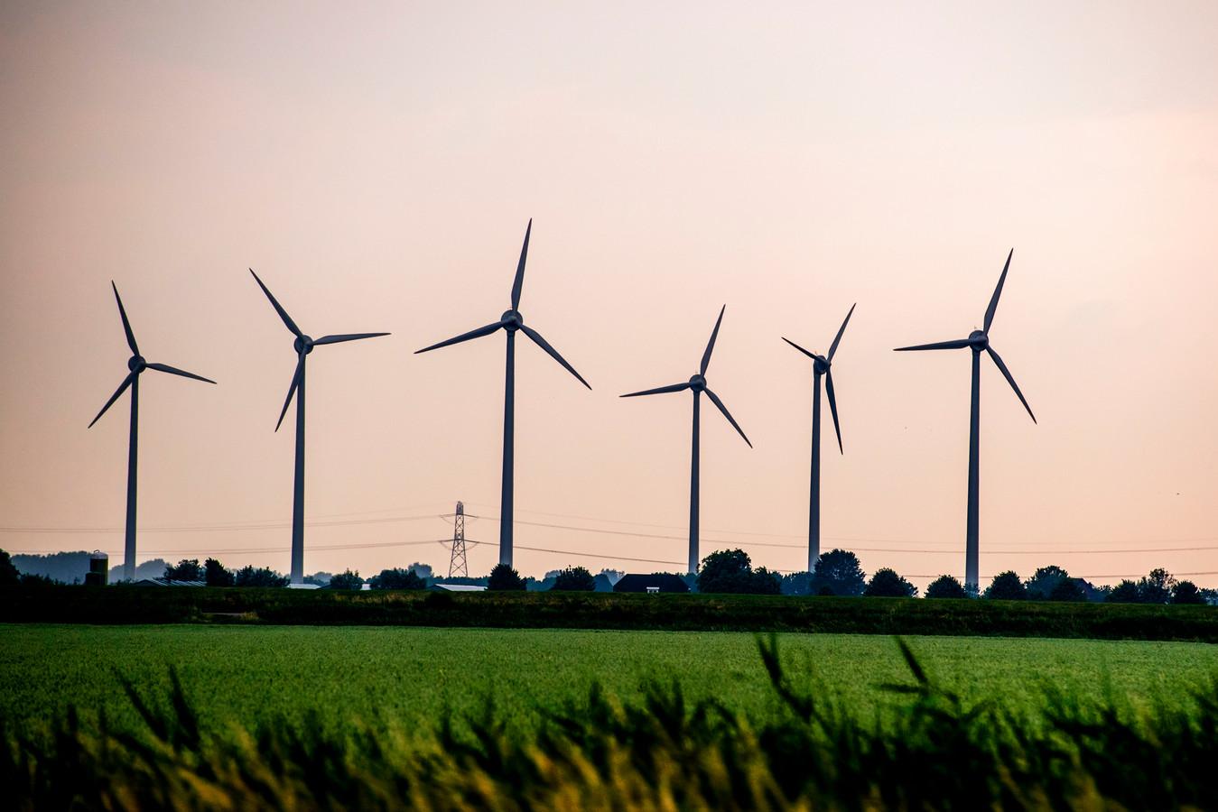 De inwoners van Borne kunnen binnenkort hun mening geven over het plaatsen van windmolens in de gemeente.