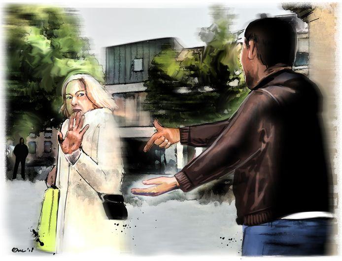 In Bergen op Zoom wordt geklaagd over bedelaars die zich hinderlijk en zelfs agressief gedragen. De gemeente gaat werken met gebiedsverboden.