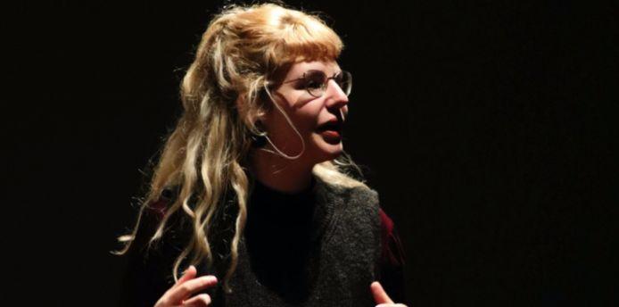 Rosie Guillaume is een van de winnaars van de Deurnse Cultuurprijs 2021.