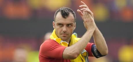 Pandev (37) stopt na duel met Oranje bij Noord-Macedonië: 'Het is mooi geweest'