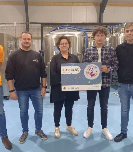 Biertje ter nagedachtenis aan verongelukte Luuk (18) is al 9.000 keer verkocht