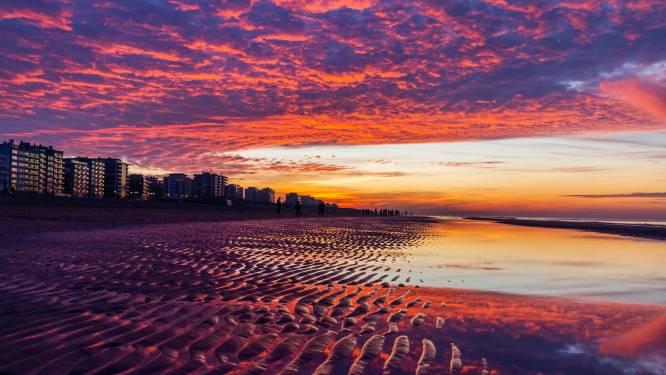 Grote wolk Saharastof tast onze luchtkwaliteit mogelijk aan, maar tegelijkertijd levert het spectaculaire zonsondergangen op