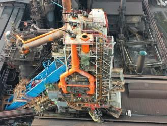 """""""7.486 ton staal op één dag!"""": nieuwe 'groene' hoogoven van ArcelorMittal breekt productierecord"""