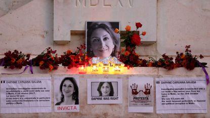 Maltese minister stapt op na berichten over banden tussen haar echtgenoot en het brein achter moord op journaliste