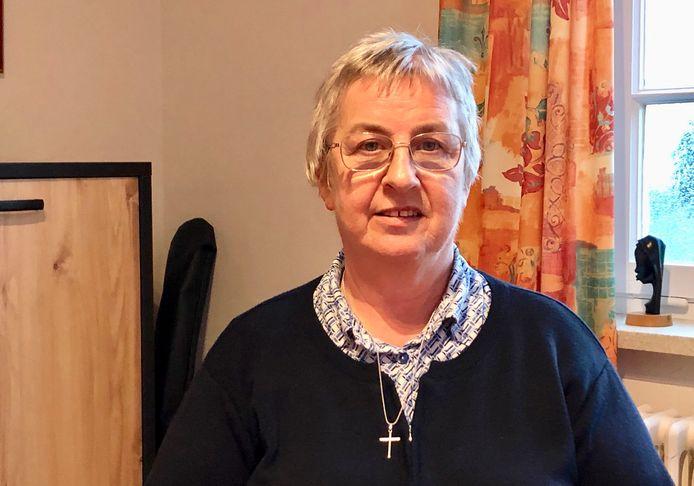 Riet Devriese, algemeen overste van de Zusters van Liefde Heule.