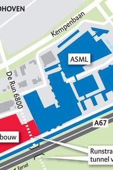 ASML wil Runstraat en tunnel in Veldhoven toch open houden