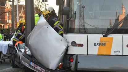 Wéér zwaar ongeval met tram