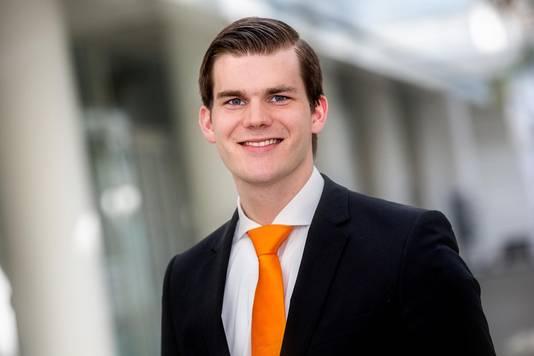 PVV-raadslid Elias van Hees wordt getipt als lijstrekker bij de lokale verkiezingen van volgend jaar.