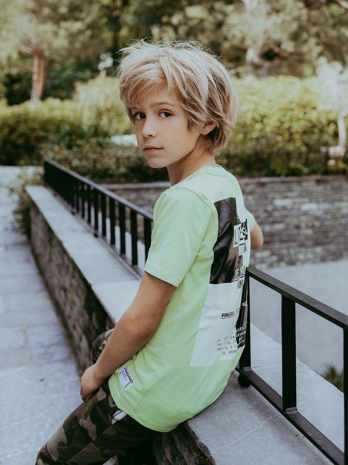 Kindmodel Matteo Marivoet