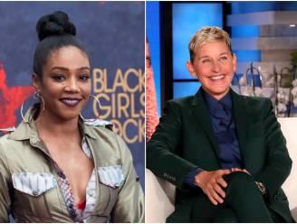 Tiffany Haddish nu al grote favoriet om Ellen DeGeneres op te volgen