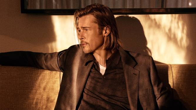 Even stijlvol als Brad Pitt: acteur brengt zijn allereerste modecollectie uit