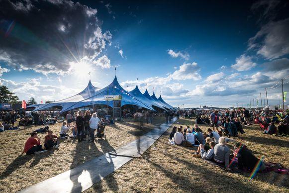 Het Dranouter Festival gaat dit weekend weer van start.