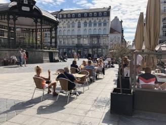 """Bart Tommelein vreest voor problemen bij mooi weer op 1 mei: """"De sfeer wordt grimmiger"""""""