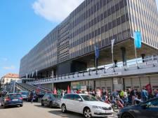"""Le mouvement de grève se poursuit dans les garages D'Ieteren: """"Un plan inacceptable"""""""