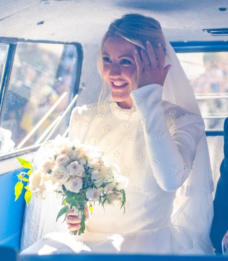 Ellie Goulding s'est mariée et a porté quatre robes différentes