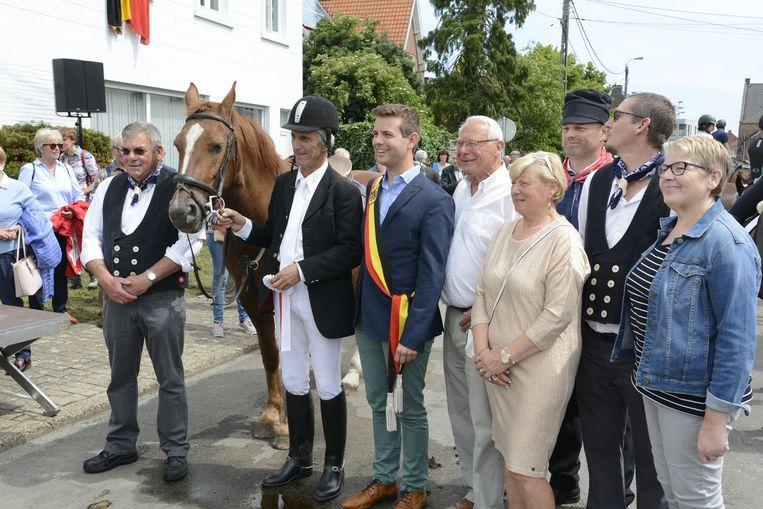 42ste paardenprocessie in Werchter
