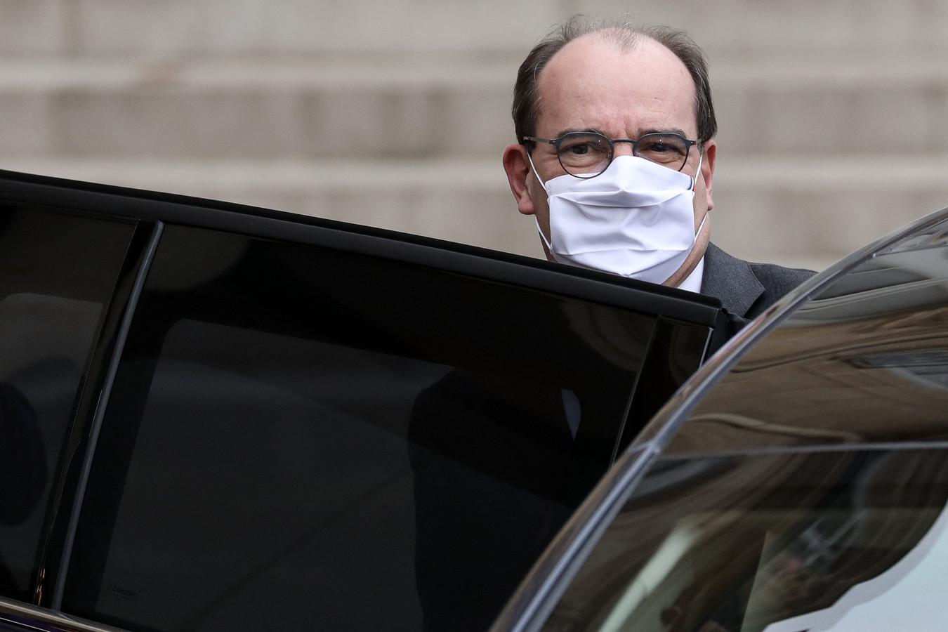 Jean Castex, Premier ministre français.