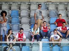 Ajax-fans zonder kaartje niet welkom in Doetinchem