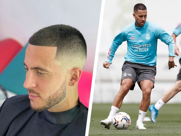 Hazard is met een nieuwe haarsnit klaar voor zijn wederoptreden.