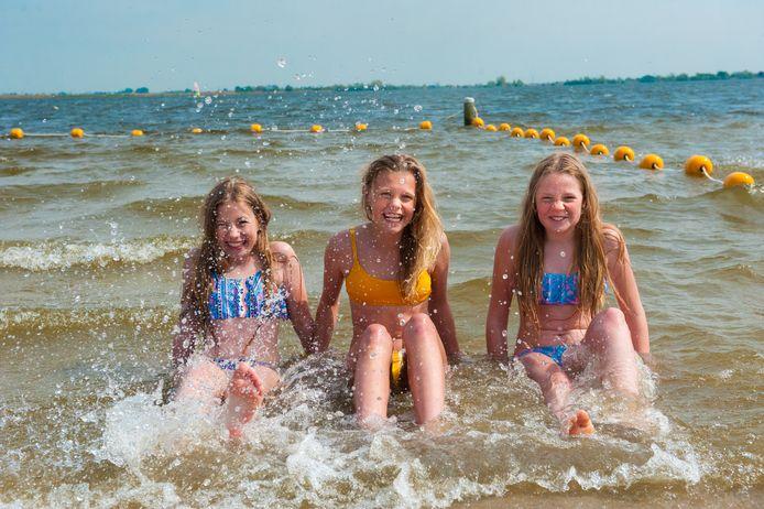 In juli of augustus laat de Groenalliantie Midden-Holland een uitkijktoren plaatsen op het strand van de surfplas in de Reeuwijkse Hout. Die moet de aantrekkelijkheid van het recreatiegebied nog verder vergroten.