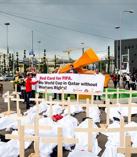 '6500 slachtoffers bij een bouwproject, dat vind ik wel verwonderlijk'
