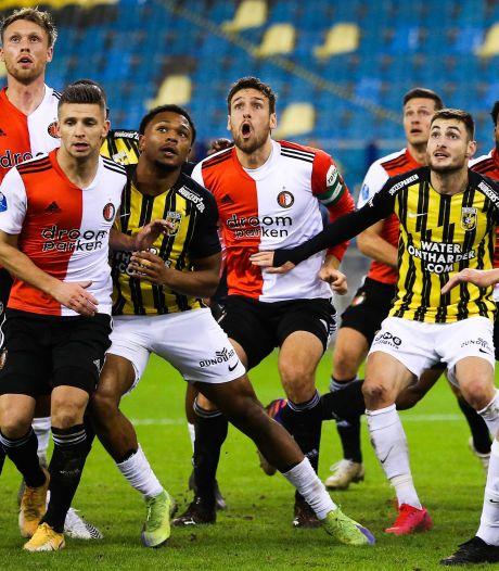 Vitesse en Feyenoord vechten om Europees ticket: de plussen en minnen voor de topper in De Kuip