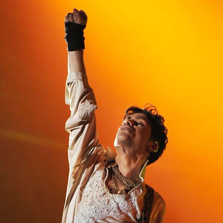 Prince. Beeld Photo News