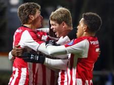 Jong Oranje met PSV'ers onderuit, Laursen scoort bij Jong Denemarken